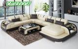G8031 Europe Popular Living Room Sofa LED Light Storage Design