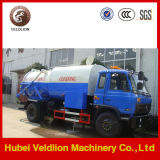 Dongfeng 10m3 Sewage Suction and Cleaning Truck