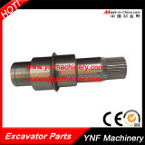 PC200-6 Excavator Bearing Gear Crank Shaft for Travel Motor 30t
