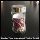 1000 / 1400 / 1900ml Glass Storage Jar