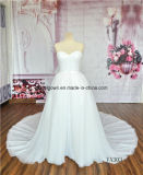 Sweetheart Sheath New Wedding Dress with Detachable Skirt
