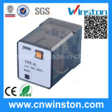 Industrial Delay Turn off Digital Protection Electromagnetic Relay with CE