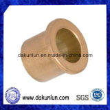 Sintered Bronze V-Shaped Flange Bushing for Plain Bearings