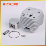 Gasoline Chain Saw Cylinder for Chainsaw Spare Parts (HS268)