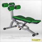 Fitness Equipment Crunch Bench Ab Bench