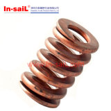 Customized Metal Copper Compression Spring Torsion Spring for Auto Part