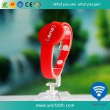 Adjustable Waterproof PVC RFID Wristband for Tracking