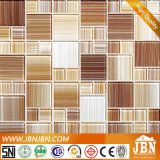 Hand Painting Coffee Color Glass Mosaic for Wall (G455007)