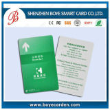 Plastic RFID Smart Chip Contactless IC Card Supply