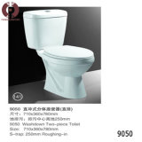 Two Piece Toilet Sanitary Ware for Bathroom (9050)
