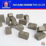China Diamond Segments for Granite Cutting
