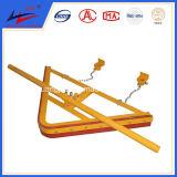 Head Belt Scraper and Nonloaded Belt Scraper V Type Scraper