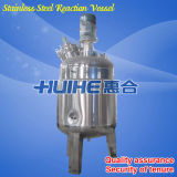 1000L Reaction Tank for Yogurt