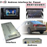 VW Mqb Sharan, Passat, Golf7 Car Interface for Android Navigation Video TV Reversing Camera