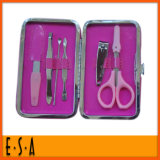 Hot New Product for 2015 Mini Girls Nail Care Set, Promotion Gift Cheap Manicure Set, High Quality Personal Nail Care Kit T330022