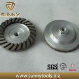Pefect Performance Sintered Turbo Cup Diamond Grinding Wheel