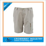 100% Cotton Fishing Pants with Side Pocket for Hunter
