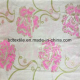 100% Polyester Golden Printed Tricot Brushed Fabric