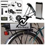 High Power 48V 750W Electric Bike MID Motor Kit with Lithium Battery