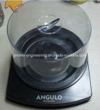 Plastic Butter Dish with Cover, Customized Logo Are Avaiable