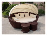 All Weather and Water-Proof Round Outdoor Daybeds