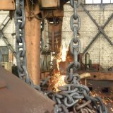 Stud Link Anchor Chains for Marine Use