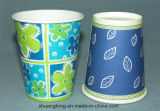 8oz Paper Cup (Cold Cup) Disposable PE Coating Paper Cup