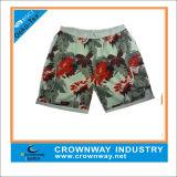 Floret Fashion Customized Beach Short with High Quality (CW-B-S-25)