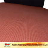 Red Outdoor Sports Surface Rubber Jogging Track