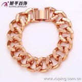 72724 Fashion Cool Men′s Gold-Plated Jewelry Bracelet in Environmental Copper