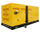 538kVA ISO Approved Water-Cooled Deutz Diesel Power Station for Prime Use