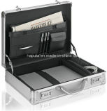 Aluminum Laptop Attached Brief Case for Business (HL-2528)