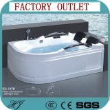 Ningjie Double Whirpool Massage Bathtub (547B)