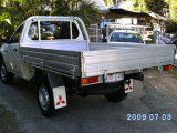Aluminium/Aluminum Light Truck Bodies
