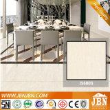 Ivory Cream Soluble Salt Floor Polished Porcelain Tile 600X600 Nano Gres Porcelanato (JS6803)