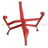 Partable Steel Base Frame of Barbecue Grill