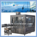 Shinedew Machinery Liquid Washing Bottling Capping System
