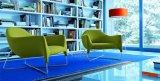 Colorful Fiberglass Leisure Chair Set for Living Room Designs (FC-001)