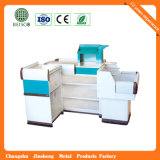 Wholesale Supermarket Stainless Cash Counter