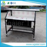 Restaurant Home Shop Hotel Decorative Portable LED Acrylic Bar Counter