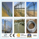 Top Quality Galvanized Razor Barbed Wire Blade Barbed Wire