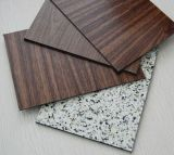 Alushine Wooden Aluminum Composite Panel ACP/ Exterior Curtain Wall Cladding System