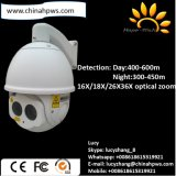 Speed Dome IR Laser Detect 300 600m Scanner Night Vision Camera