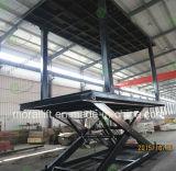 Hydraulic Garage Underground Duplex Car Lift