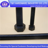 Competitive Price High Quality Black Threaded Rod