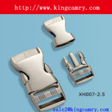 Side Release Bag Buckle, Backpacks Metal Buckles, Metal Bag Buckle