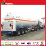 52.6cbm LNG Storage Tank with 3 Axle Semi Trailers Transportation
