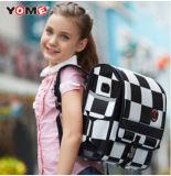 Yome British Pupil Bag Bag Bag Boy and Girl Children Schoolbag South Korea Student Backpack