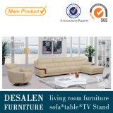 Fashion Design European Style Living Room Leather Sofa (S3191)