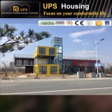 20 Feet Steel Structure Luxury ISO Certificated Prefabricated House Container